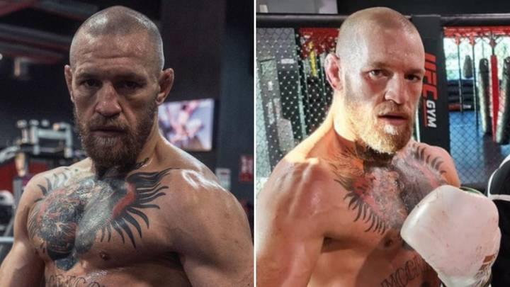 Conor McGregor Is In 'The Best Shape Of His Life' After Sharing New Images Of His Physique