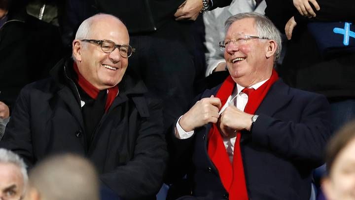 Sir Alex Ferguson Pays NHS Back For Saving His Life By Helping Raise £405,000