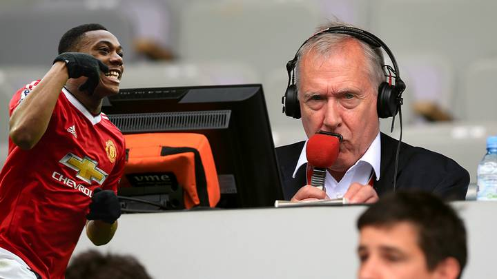 Sky Sports Commentator Martin Tyler Reveals Which Team He Supports