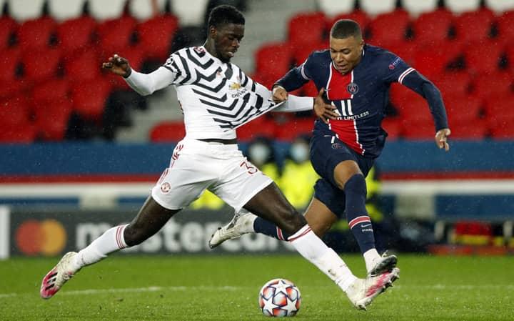Newcastle To Sign Man Utd Defender As Raphael Varane Move Nears