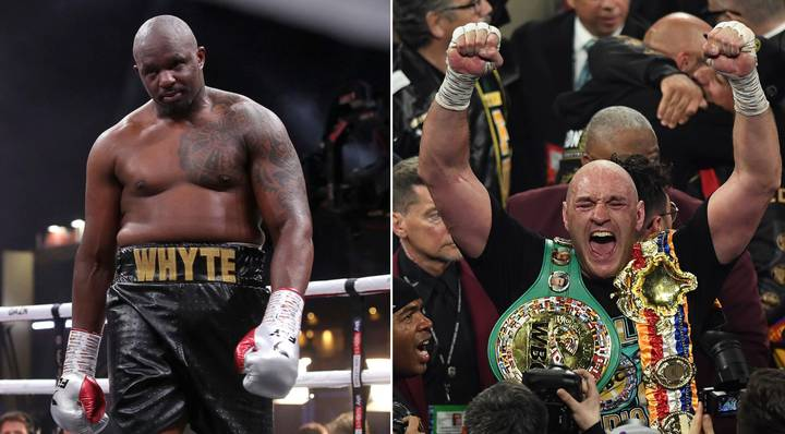 Eddie Hearn Wants Dillian Whyte To Fight Tyson Fury On December 5th After Alexander Povetkin Bout Postponed