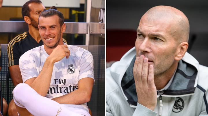 Gareth Bale To Remain At Real Madrid, Hopes To Outlast Zinedine Zidane