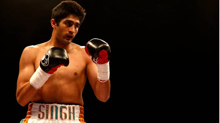 Indian Boxer Beats Chinese Opponent, Offers Belt Back To Ease National Tensions