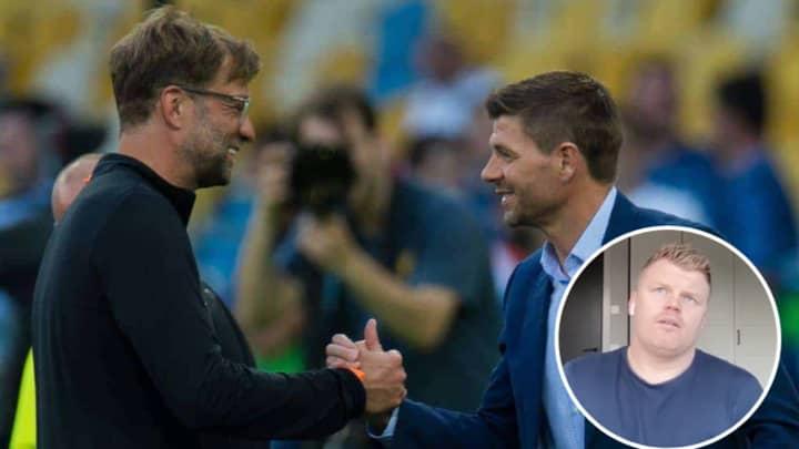 EXCLUSIVE: John Arne Riise Backs Former Teammate Steven Gerrard To Replace Jurgen Klopp At Liverpool