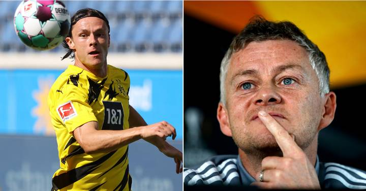 A €1m Deadline Day Loan Move From Manchester United For Wing-Back Left Borussia Dortmund 'Baffled'