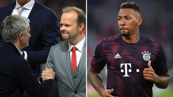 Why Ed Woodward Blocked José Mourinho From Signing Manchester United Target Jérôme Boateng