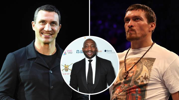 Oleksandr Usyk 'Bossed' Wladimir Klitschko In Sparring To The Point Where He Was 'Slung Out,' Says Johnny Nelson