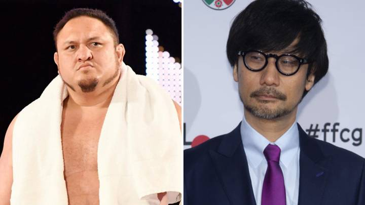 Samoa Joe Reveals He Would 'Love' To Work With Metal Gear Solid Creator Hideo Kojima