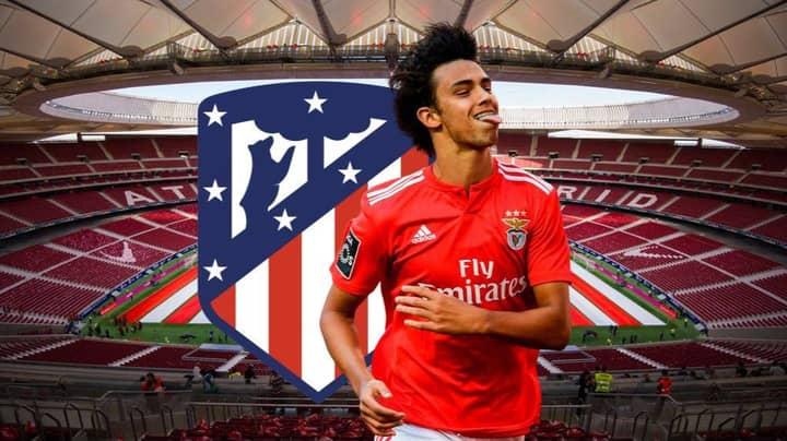 Jorge Mendes Could Make €36 Million On Joao Felix Transfer To Atletico Madrid