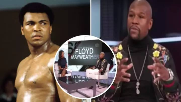 Floyd Mayweather's Extraordinary Rant Over Muhammad Ali Being Named Greatest Boxer Of All Time
