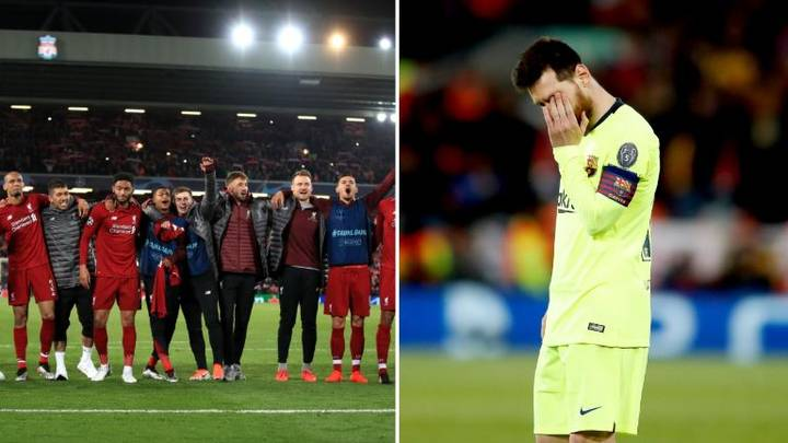 Joel Matip Reveals Uncomfortable Meeting With Lionel Messi After Champions League Win
