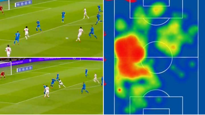 Harry Maguire's Superb Individual Highlights For England Shows He Could Play Left Wing