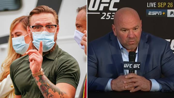 "Conor McGregor Tells Dana White To ""Stop Lying"" As Their Public Spat Gets Even Uglier"