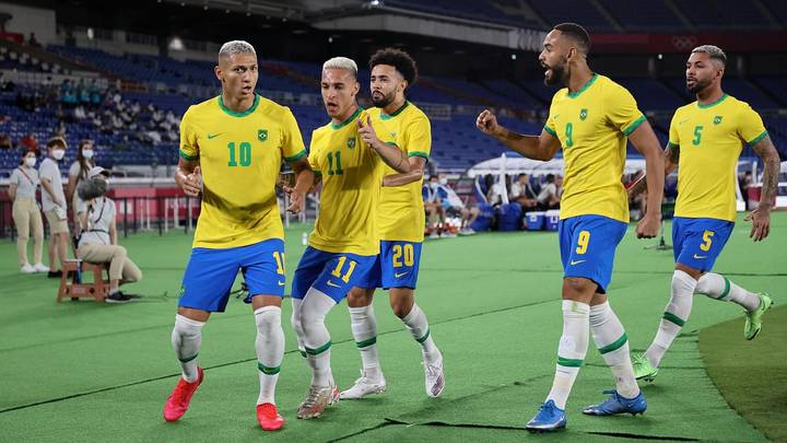 Olympic Football: Brazil Vs Ivory Coast Prediction And Odds
