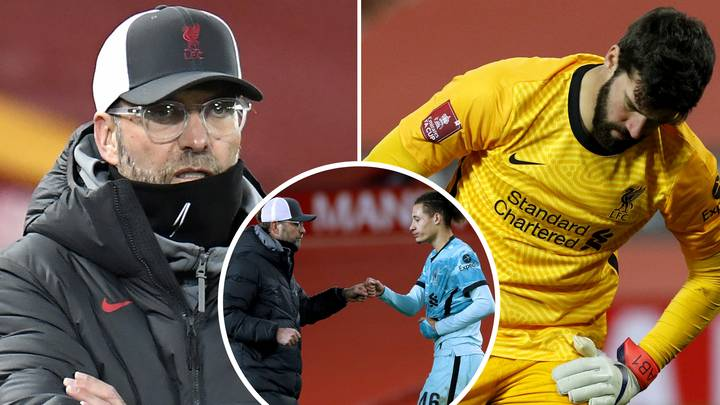 Furious Fan Calls For Jurgen Klopp To Be Axed As He Claims Liverpool Are 'Going Backwards'