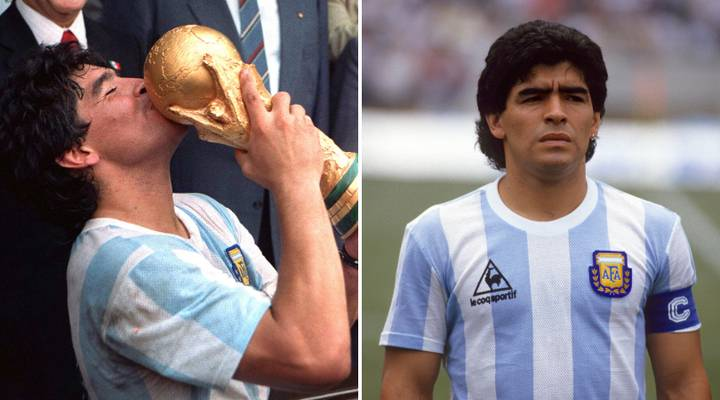 Diego Maradona: Football World Reacts To Death Of Legend At Age 60
