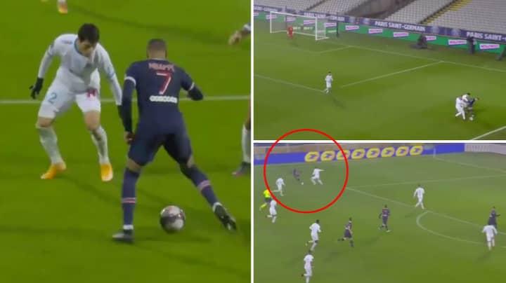 Footage Shows Kylian Mbappe Is Being 'Neymarised' At Paris Saint-Germain