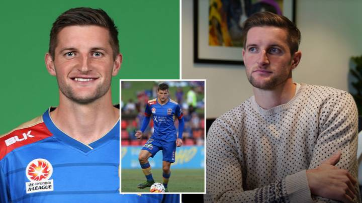 """Andy Brennan: """"People Think You Can't Play Professional Football And Be  Gay. I'm Living Proof You Can"""" LGBT"""