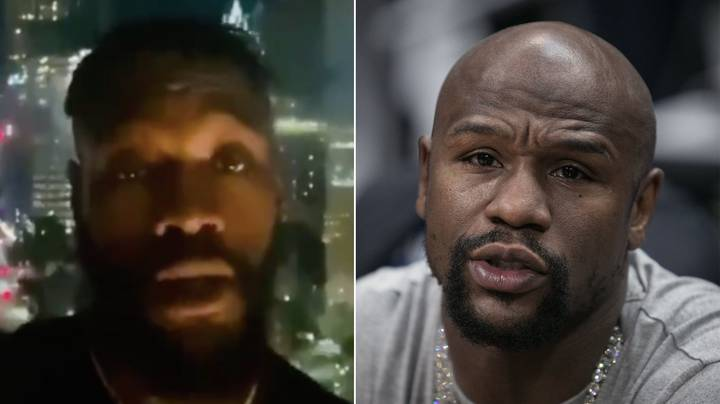 Deontay Wilder Responds To Floyd Mayweather's Offer To Train Him