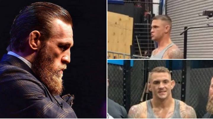 Dustin Poirier Looks Absolutely Huge In New Training Footage Ahead Of Conor McGregor Rematch