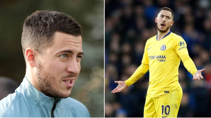 Chelsea Respond To Eden Hazard Not Being In The PFA Team Of The Year