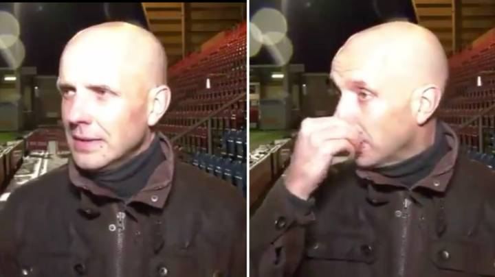 """Bristol Rovers Manager Paul Tisdale's Post-Match Interview Is Going Viral After """"Tearing Your Hair Out"""" Comment"""