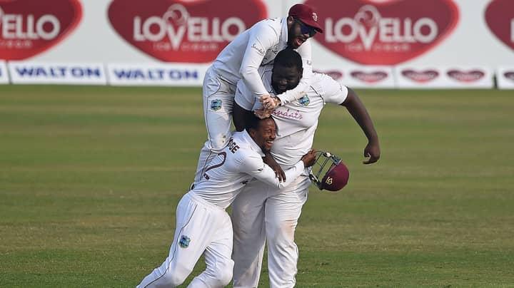 Rahkeem Cornwall Bags Nine Wickets Across Two Innings To Help West Indies Thrash Bangladesh