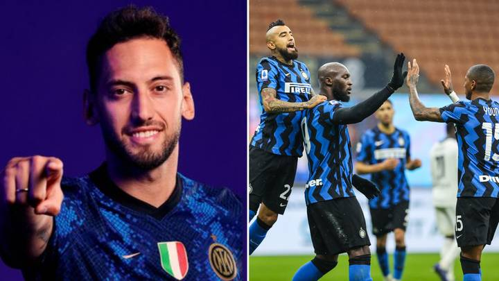 Inter Milan Reveal A New Shirt Sponsor After Ending 26-Year Stint With Pirelli