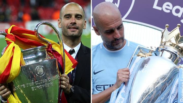 Manchester City Manager Pep Guardiola Named 'Coach Of The Century' By Globe Soccer Awards