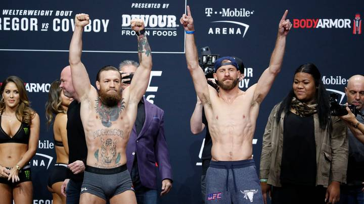 Fans Aren't Happy With How Much Donald Cerrone Is Making For UFC 246 Compared To Conor McGregor
