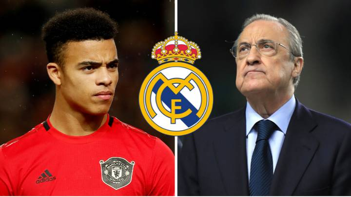 Mason Greenwood Wanted By Real Madrid With Florentino Perez 'Infatuated' With The Manchester United Star