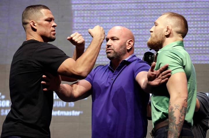 Nate Diaz Is Looking HUGE Ahead Of Conor McGregor Rematch