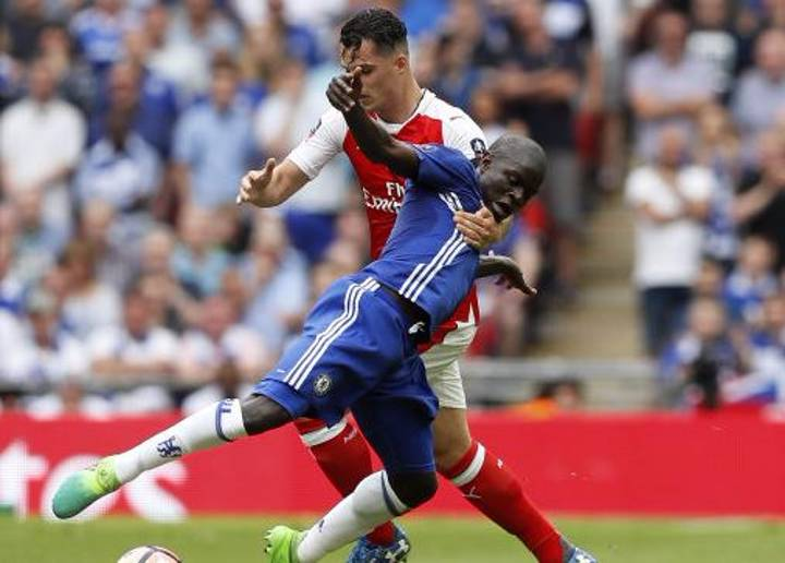 N'Golo Kante Is Taking A LOT Of Criticism For His FA Cup Final Performance