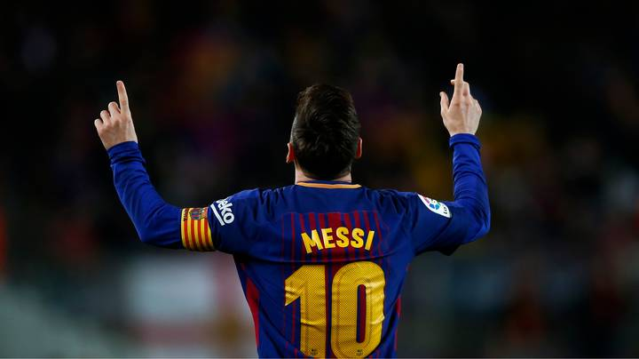 The One Goalscoring Record That Might Be A Stretch Too Far For Messi