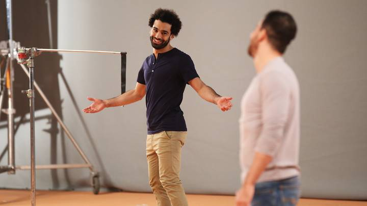 Messi & Salah Just Teamed Up For An Amazing New Ad
