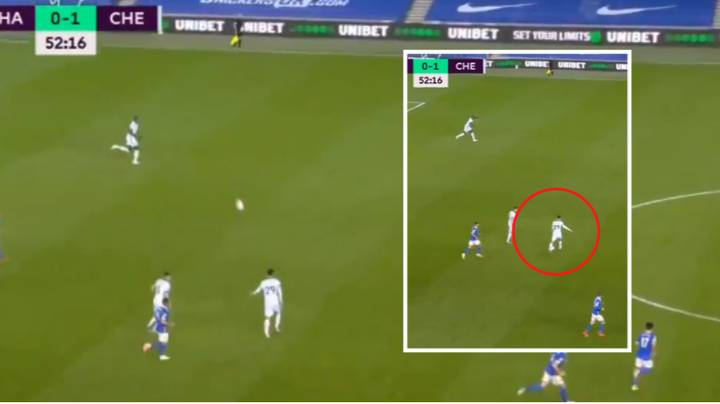 Kai Havertz Brutally Mocked By Fans After Passing To Linesman During Chelsea Debut