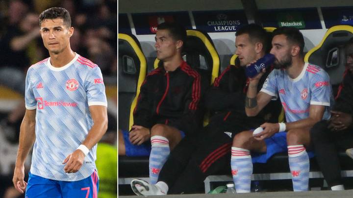 Cristiano Ronaldo Reacts To Man United's Shock Defeat To Young Boys, Sends Message To Team