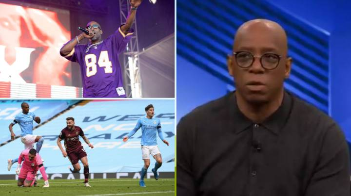Ian Wright Pays Brilliant Tribute To DMX On Match Of The Day