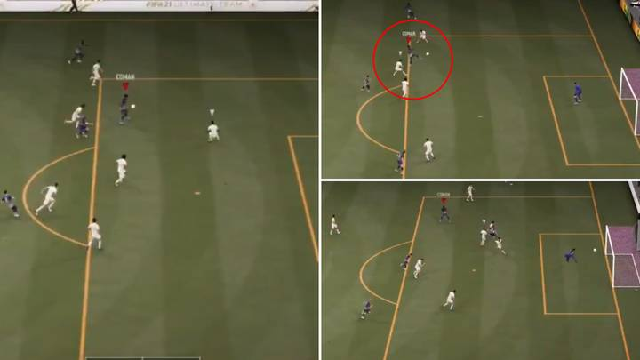 FIFA 21 Ultimate Team Players Have Found An Unsaveable Shot Hack, It's Incredibly Easy To Do