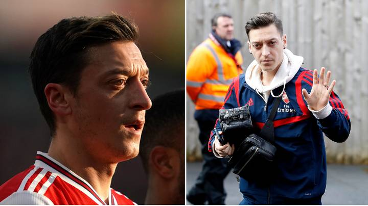 Mesut Ozil Accused Of 'Conning' Arsenal Fans In Damning Assessment Of Star Midfielder