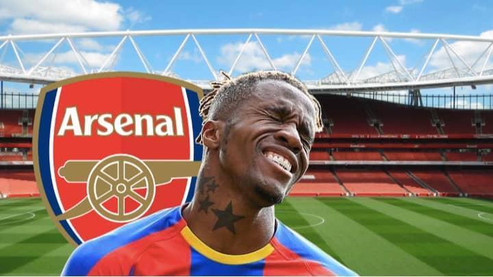 Arsenal Make £40 Million Bid For Crystal Palace Winger Wilfried Zaha