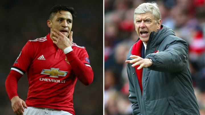 Alexis Sanchez Reveals What Arsene Wenger Said To Try And Persuade Him To Stay