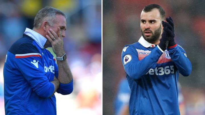 Stoke's Welcome Tweet For Jese Rodriguez Bites Them On The Backside