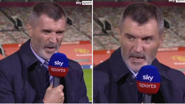 Roy Keane Gives His Most Passionate Rant Yet About Manchester United Following Their Defeat To Arsenal