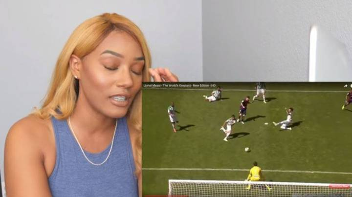 'Clueless' American Sports Fan Watches Lionel Messi For The First Time