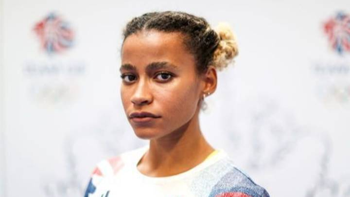 Team GB Athlete Jazmin Sawyers Reveals Strict Covid Rules At Tokyo Olympics