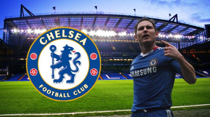 Frank Lampard Voted Ahead Of Eden Hazard As Chelsea's Best Ever Players By Fans