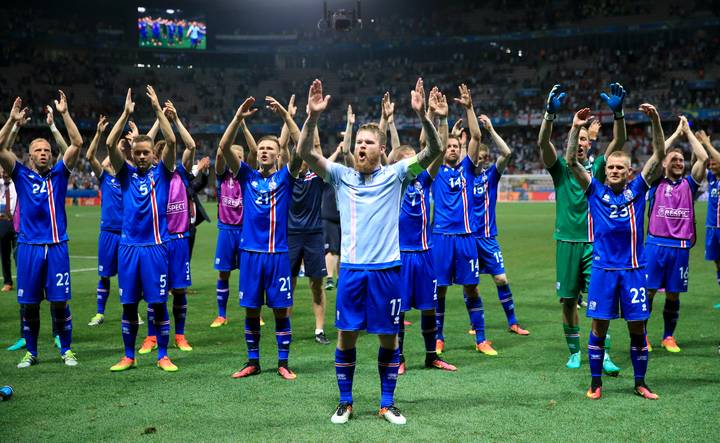 WATCH: Icelandic Commentator's Reaction To Win Over England is Typically Mental