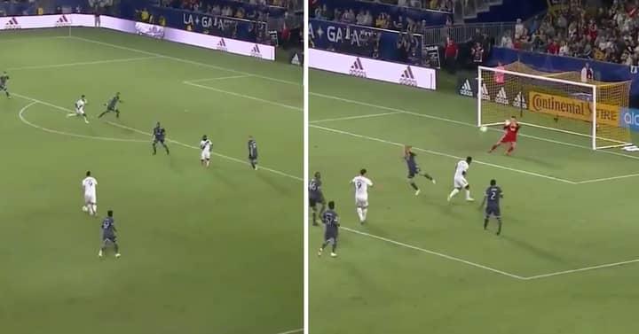 Zlatan Ibrahimović Scores Incredible Rocket Strike Vs Vancouver