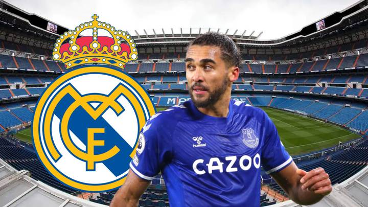 Dominic Calvert-Lewin Is Wanted By Real Madrid And Will Cost Up To £50 Million